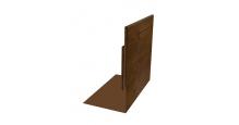 Металлические доборные элементы для фасада в Брянске Планка приемная оконная