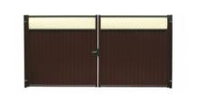 Продажа металлических заборов и ограждений Grand Line в Брянске Модульные ограждения