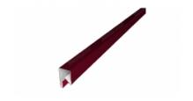 Планки П-образные для забора в цвете white wood Grand Line в Брянске П-образная заборная 17