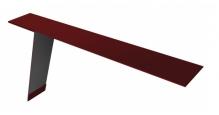Продажа доборных элементов для кровли и забора в Брянске Доборные элементы фальц