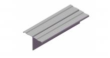 Фасадные профили GrandLine в Брянске Профиль вертикальный Т-образный